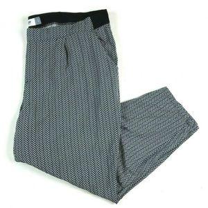 Old Navy Heringbone Pants XL Trouser Pockets